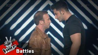 Γιώργος Αστρίτης vs Θάνος Λειβαδίτης - Τάσεις καταστροφής | 3o Battle | The Voice of Greece