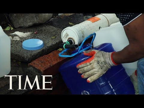 Cape Town Water Crisis: How To Live With 13 Gallons Of Water A Day | TIME