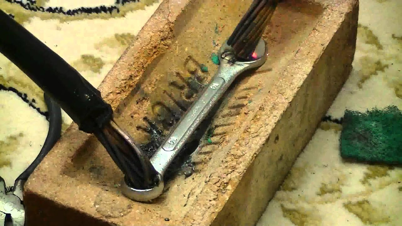 5000 Amp Fuse   Tools Melt With High Current