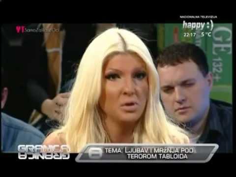 JELENA KARLEUSA // emisija 'Granica' / HappyTV