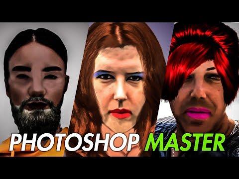 PHOTOSHOPIRAM YOUTUBERE ! Mudja - The Photoshop Master