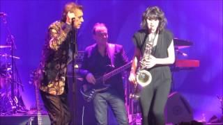 "Bryan Ferry-""AVALON""(Roxy Music)[HD]Live 4.14.14-Fox Theater, Oakland (Glam-Brian Eno)"