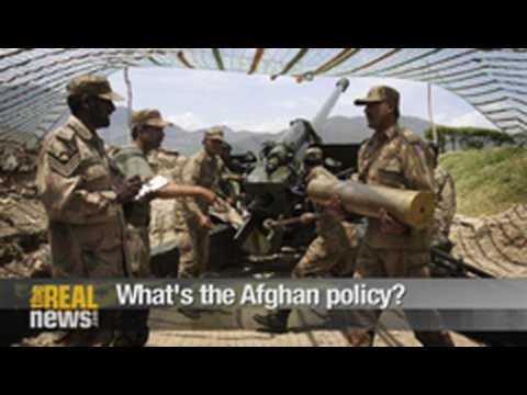 What's the Afghan policy?