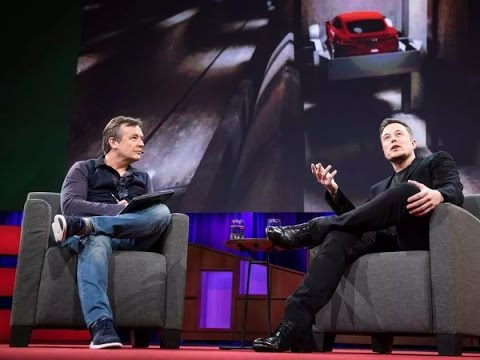 Elon Musk: The Future we're building and-- Boring | Ted Talk - April 2017