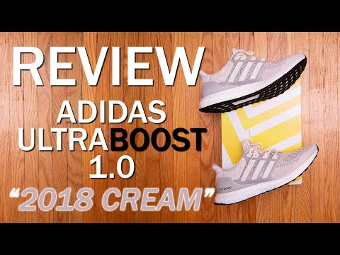 adidas Ultra Boost 1.0 '2018 Cream' Review and On Feet