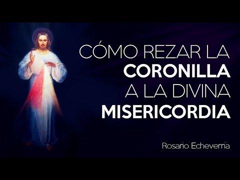 Cómo rezar la Coronilla a la Divina Misericordia