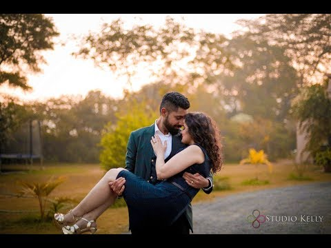 BEST PRE-WEDDING 🤩🤩 GALLAN MITHIYAN || MANKIRT AULAKH || AAKASH & BHAVYA PREWEDDING