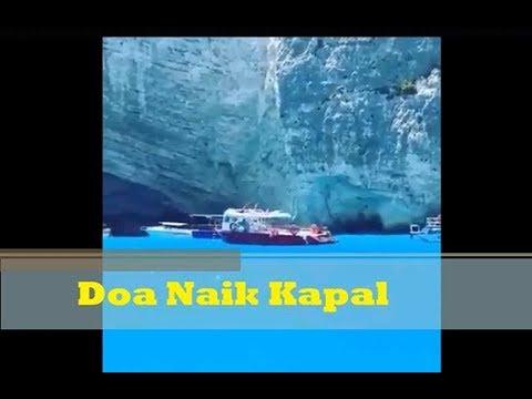 Bacaan Doa Naik Kendaraan Laut