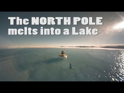 Poles Already Shifted!! - Demonstrated! - The Most Controversial Pole Shift Video On YouTube