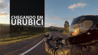 Serra do Rio do Rastro de Moto: Chegando em Urubici
