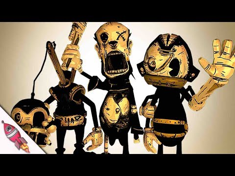 The Butcher Gang Song Bendy and the Ink Machine - Rockit Gaming