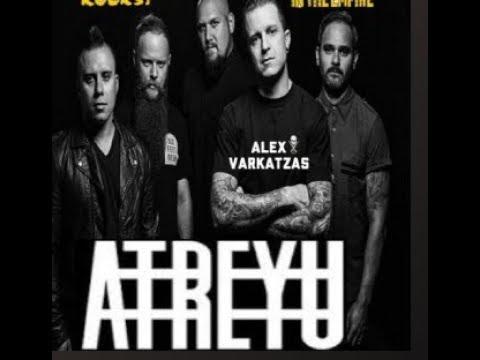 Atreyu hope to start new album in Jan 2020 + 20th anniv tour w/ Whitechapel