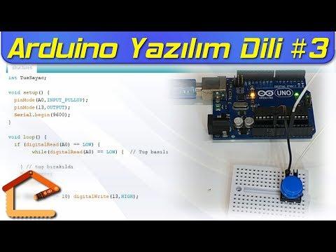 Arduinonun Yapısal Komutları (if, Else, While, For Ve Karşılaştırma Operatörleri) #3