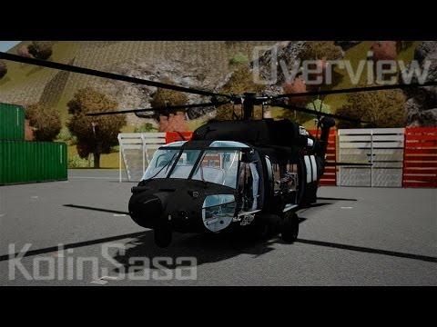 Sikorsky MH-60L Black Hawk