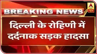 3 dead in road accident in Delhi's Rohini