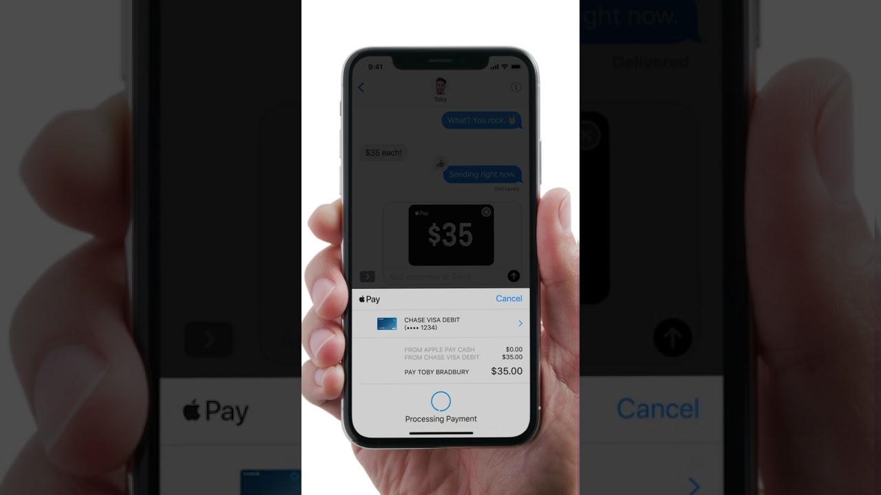 apple pay geld abheben