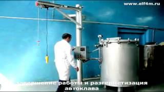 видео автоклав для консервирования промышленный