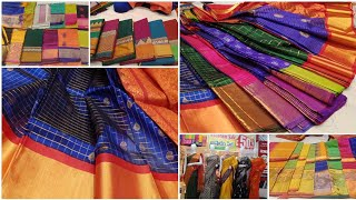 Ashadam offers on  pattu sarees #kuppadam #assampattu #Gadwal #narayanpeta #uppada/for best price
