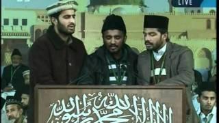 JALSA SALANA LIVE FROM QADIAN DEC 2011 clip0