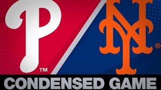 Condensed Game: PHI@NYM - 4/24/19