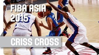 Awesome Crossover by Terrence Romeo - 2015 FIBA Asia Championship