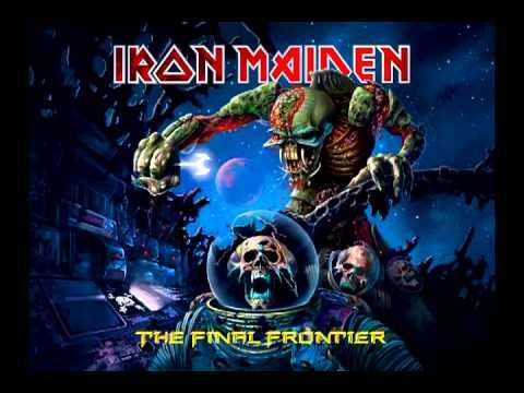 Iron Maiden - The Final Frontier (lyrics)