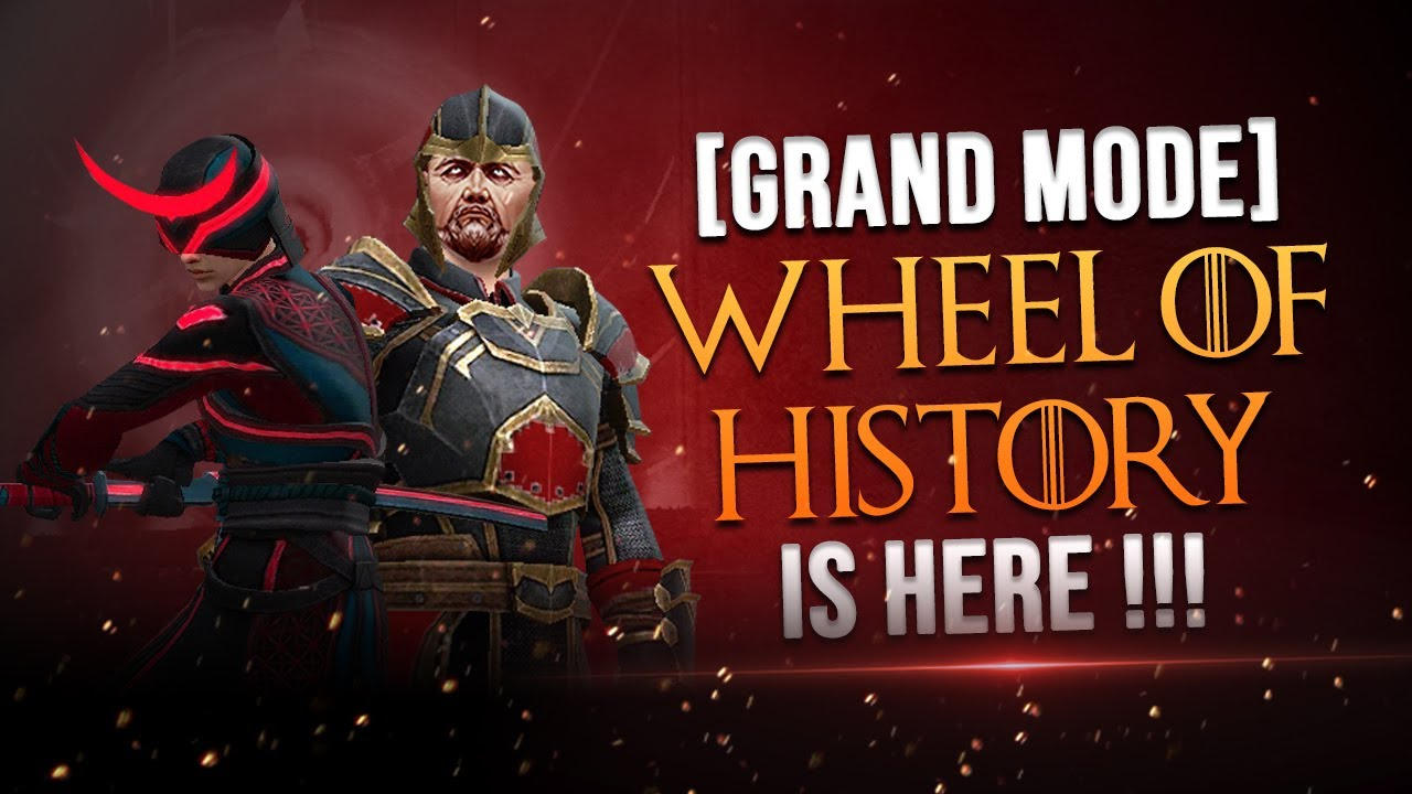"""Shadow Fight 3: What's the grand mode of the """"Wheel of History"""" event like? Watch this!"""