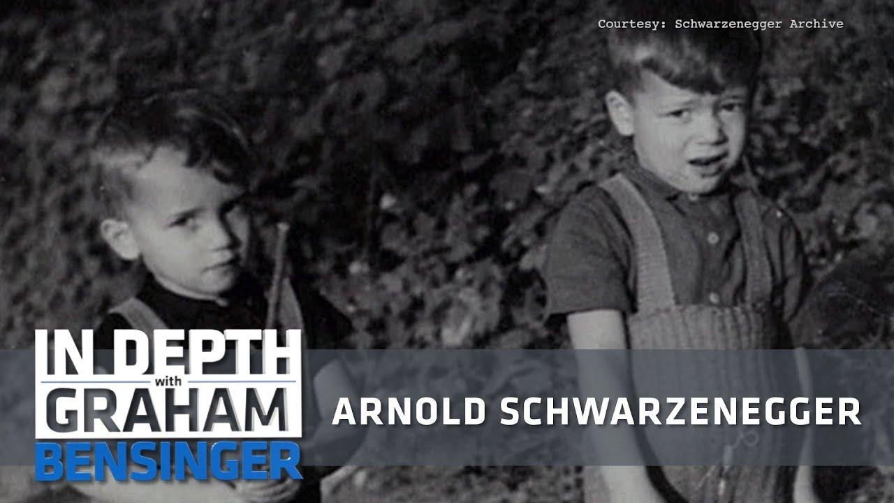 Arnold Schwarzenegger Fueled By Father S Negativity