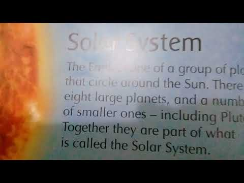 Information about  space