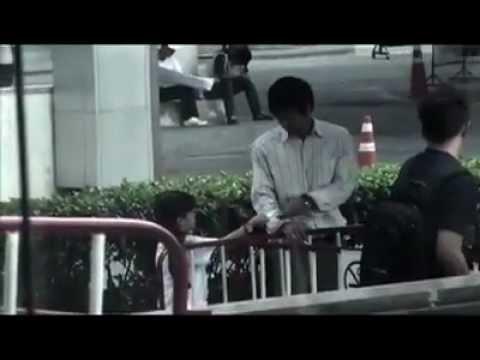 Megható videó! Hogyan szokjunk le a dohányzásról!