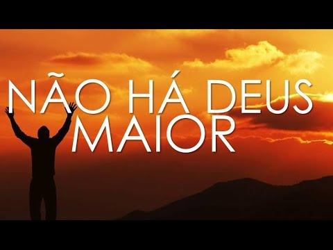 Não há Deus MAIOR - Comunidade de Nilópolis (HD) - COM LETRA