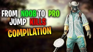 Every PRO was once a NOOB Ft. Mortal JUMP Skills