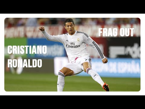 Cristiano Ronaldo - Frag Out ● Crazy Skills, Tricks, Dribbles & Goals [Alter Kanal/ILMS/HD]