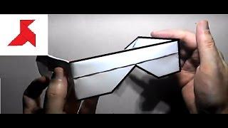 Как сделать очки из бумаги А4?(Своими руками делаем по технике оригами бумажные очки. Лето! Шашлык, речка, солнце! Прекрасная пора. Но,..., 2016-06-05T22:51:13.000Z)