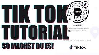 🎤😍 TikTok Tutorial: Wie funktioniert TikTok? 🎤😍 | #FragDenDan