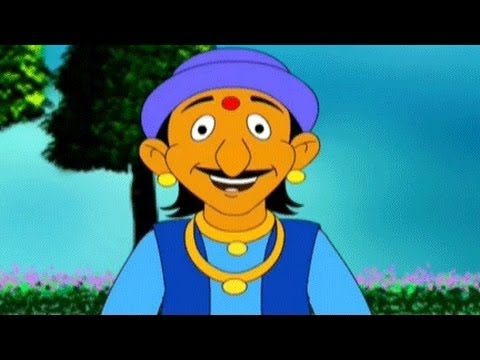 Akbar Birbal Hindi Animated Stories