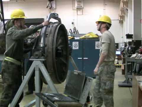 misawa jet engine repair youtube