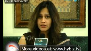 Gunishetty Farha, Director, Page 3 Entertainment, Sense Model United Nations 2012 - hybiz.tv