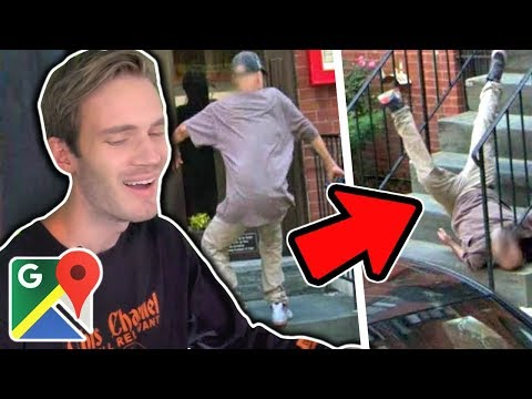 Google Map Top Fails (very epic fails)