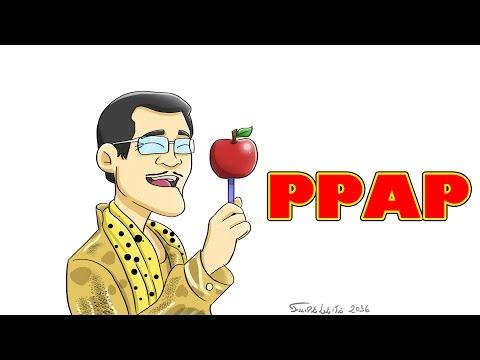 SpeedArt - PPAP Piko Taro Kosaka Daimaou