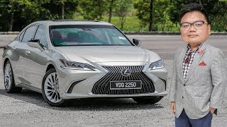 FIRST DRIVE: 2019 Lexus ES 250 Luxury Malaysian review – RM333k