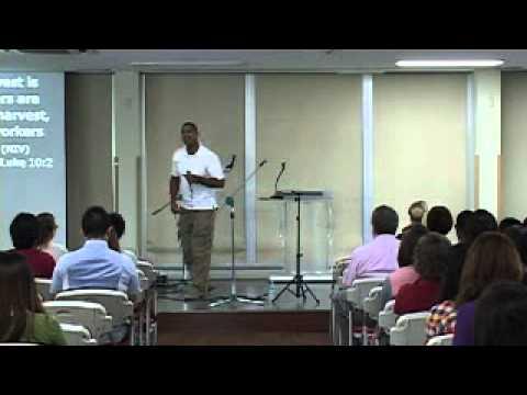 2012-09-26 - Steps to Revival - Rev. Greg Brown
