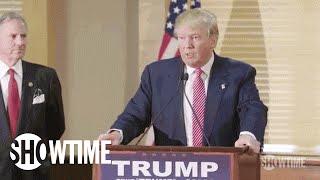 Donald Trump Talks 9/11 & George W. Bush | THE CIRCUS | SHOWTIME