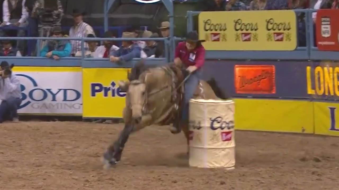 Mary Burger 68 Year Old Professional Barrel Racer