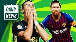 Cristiano Ronaldo scores four, Barcelona score 8 + Man United the new Arsenal? ► Daily Football News