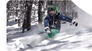 Flow Mountains: Freeski Movie (Full HD) I VAUDE