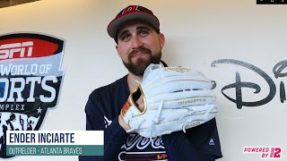 ender inciarte on how he chooses his equipment