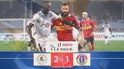 Mohun Bagan vs Quess East Bengal   Hero I-League 2019-20   Highlights