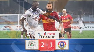 Mohun Bagan vs Quess East Bengal | Hero I-League 2019-20 | Highlights