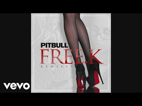 Pitbull - FREE.K (Richard Vission Remix) [Audio]